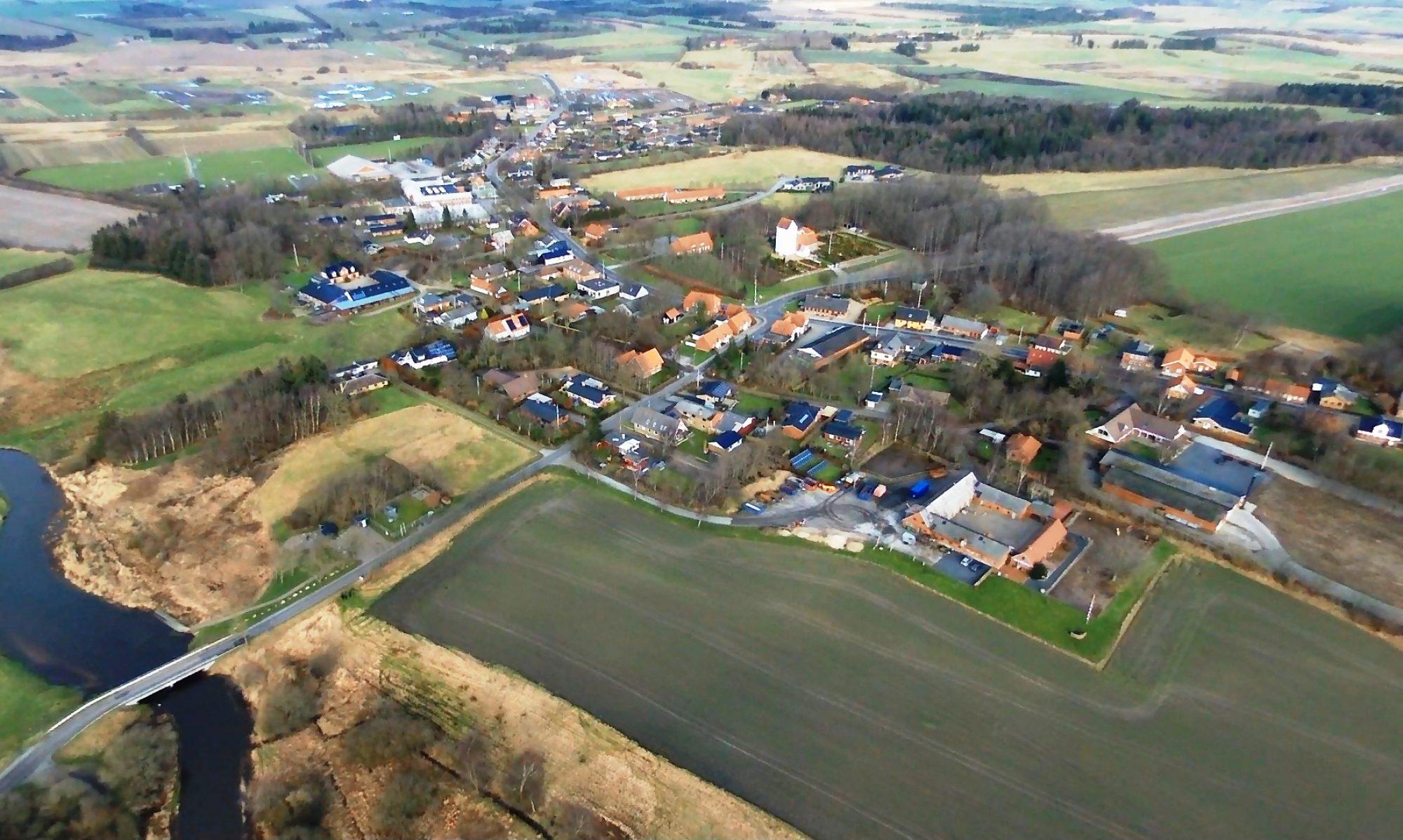 Vridsted - En levende landsby